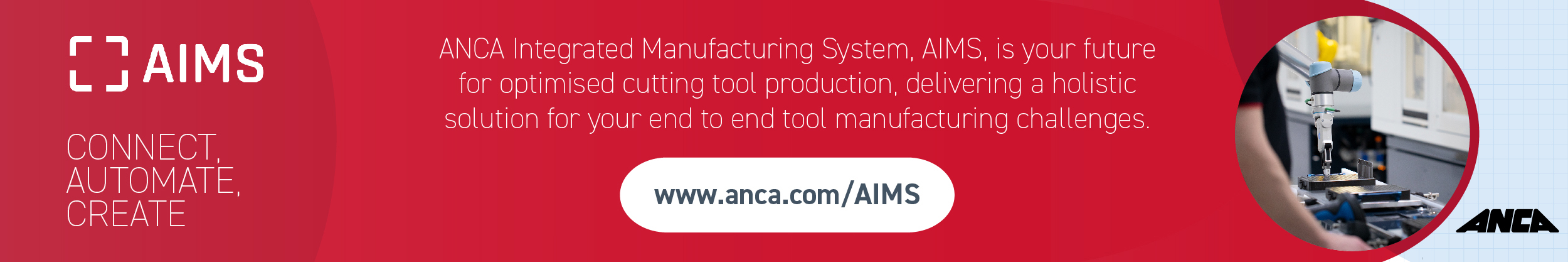 ANCA CNC Machines